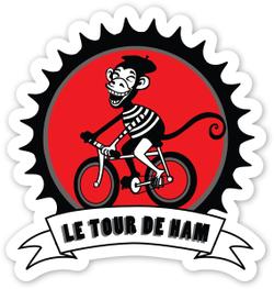 Tour de Ham logo