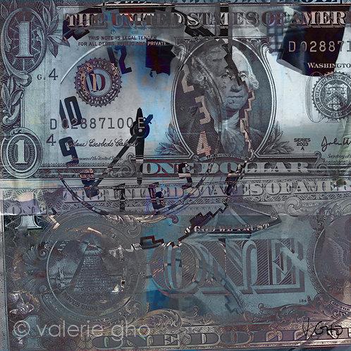 ONE DOLLAR FOR A TEAR