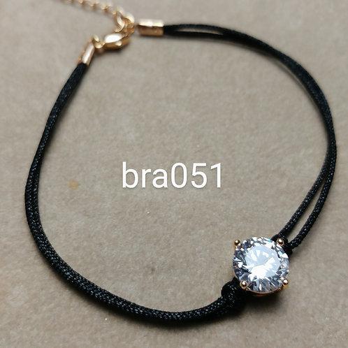 Bracelet Acier STRASS gold