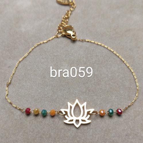 Bracelet Acier LOTUS