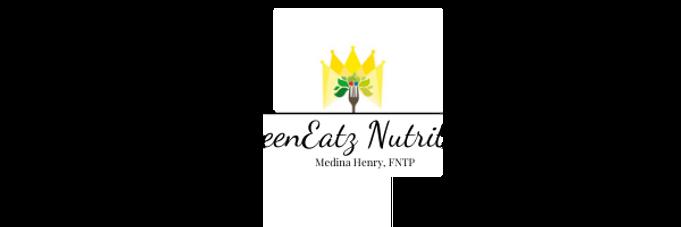 QueenEatz Nutrition Website Header (No p