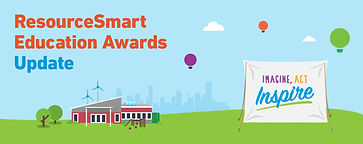 Resource smart awards graphic