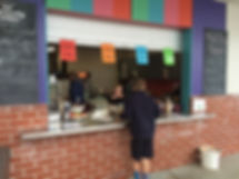 Bentleigh West canteen