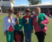Bentleigh West primary students
