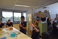 Bentleigh West students