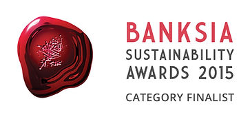 Banksia sustainability awards logo