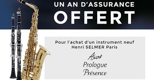 Selmer assurance offert