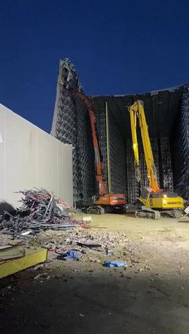 Newport - High Reach Demolition