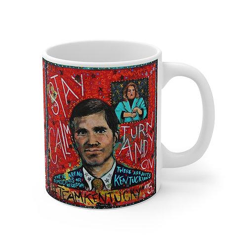 Stay Calm Turn Andy On - Mug  (PRE-ORDER)