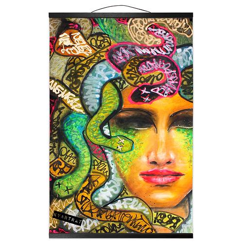 Medusa - canvasprint (PRE-ORDER)