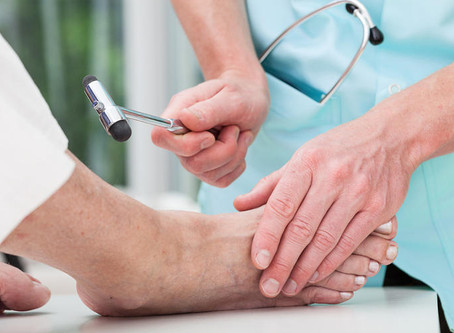 Being a diabetic can affect your feet and legs, especially in the winter time