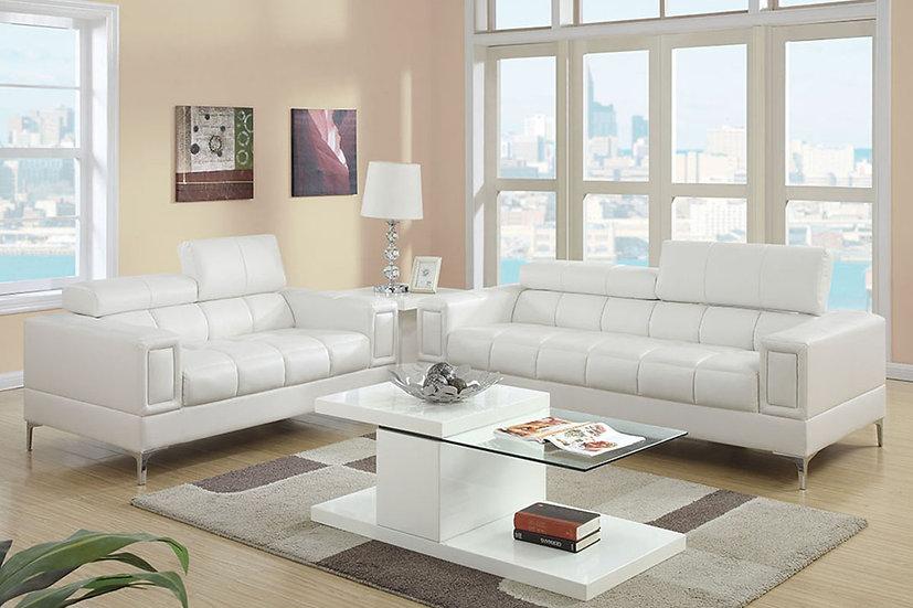 2-Pcs Sofa Set - F7239