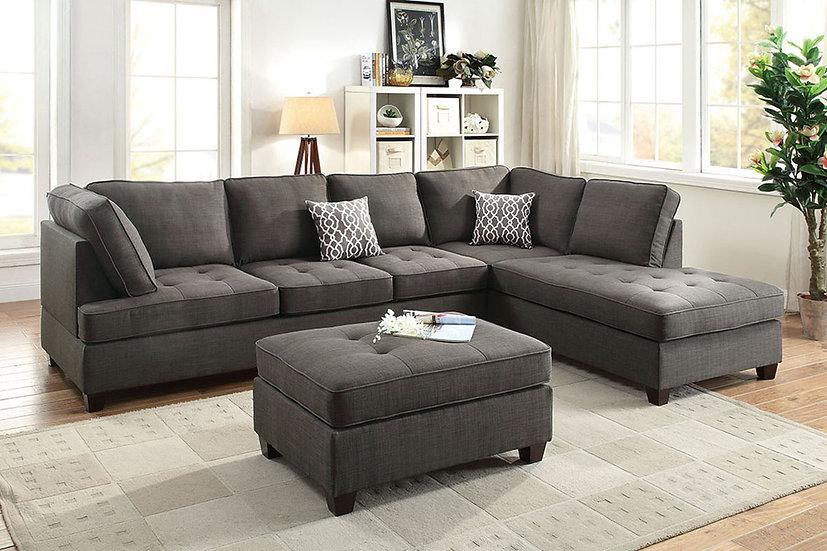 2-Pcs Sectional Sofa | F6988