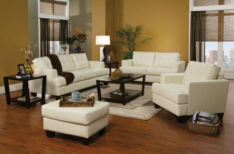 living room set 3 pieces ( 501691-S3 )