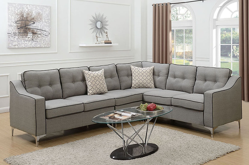 4-Pcs Sectional Sofa  | F6887