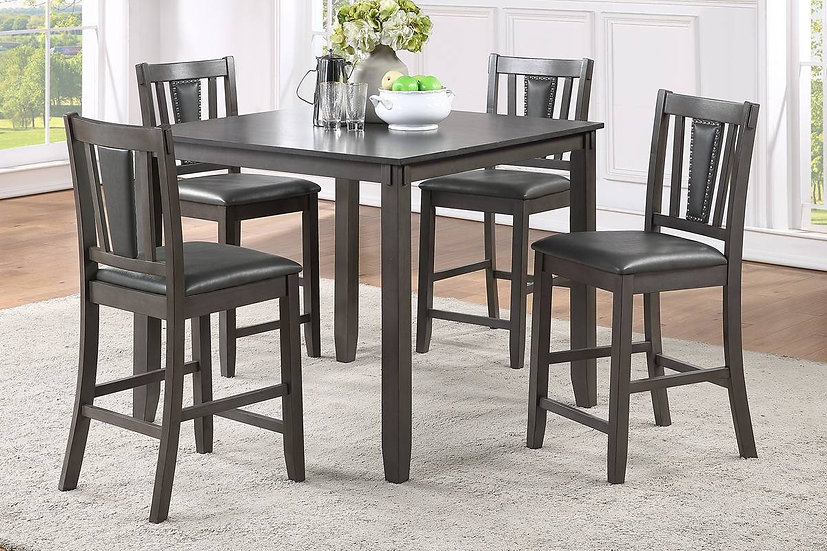 5-PC Counter Height Dining Set - F2543