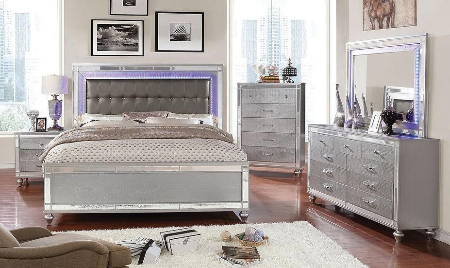 BRACHIUM Bed Frame ( CM7977 )