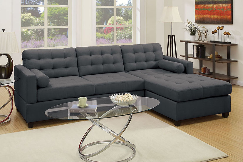 2-Pcs Sectional Sofa | F7564