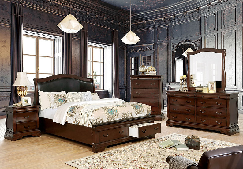 MERIDA Bed Frame ( CM7504 )