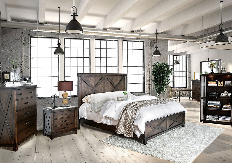 BIANCA Bed Frame ( CM7734 )
