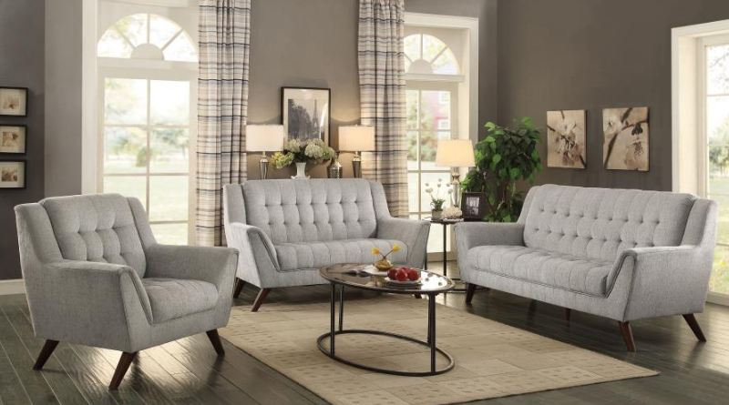 living room set 2 pieces ( 511031-S2 )