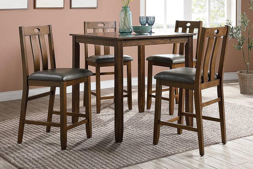5-Pcs Counter Dining Set - F2559
