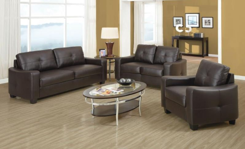 living room set 3 pieces ( 502731-S3 )