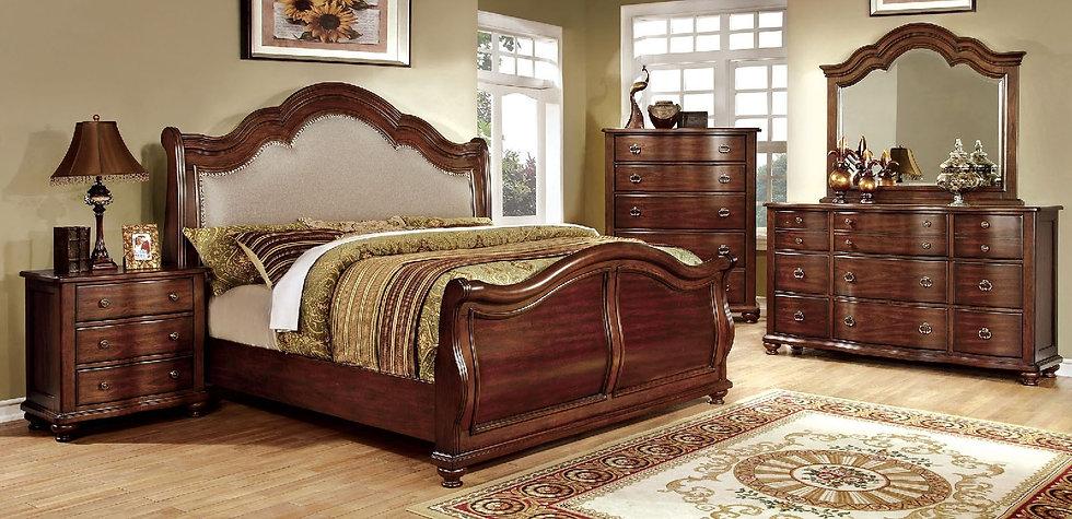 BELLAVISTA Bed Frame ( CM7350H )