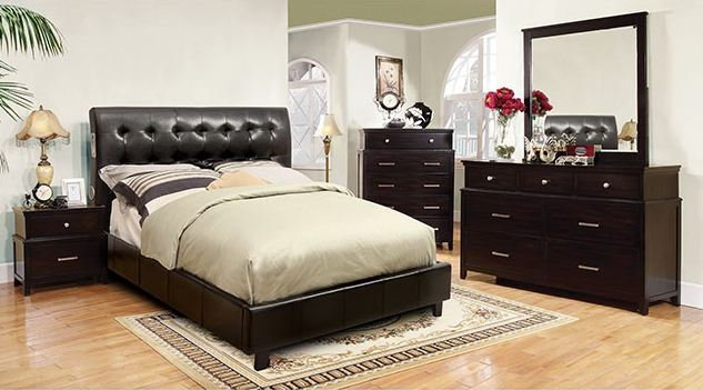 HENDRIK Bed Frame ( CM7057 )