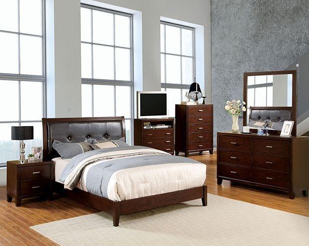 ENRICO I Bed Frame ( CM7068 )
