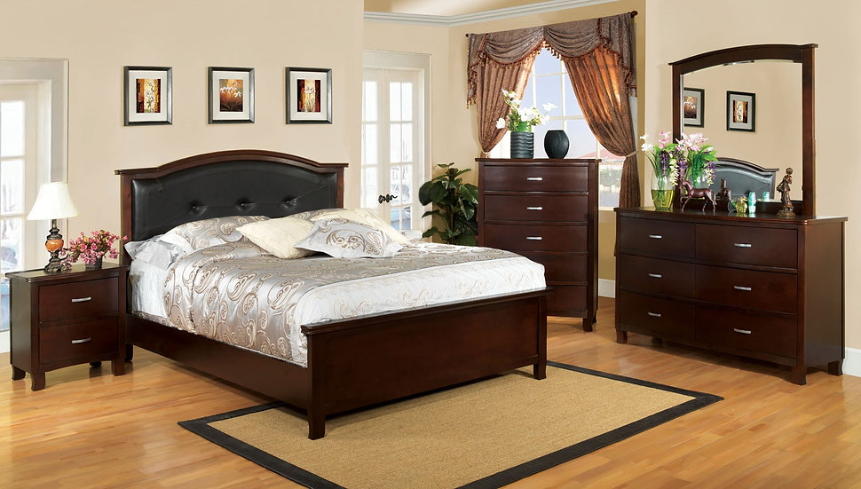 CREST VIEW Bed Frame ( CM7599 )