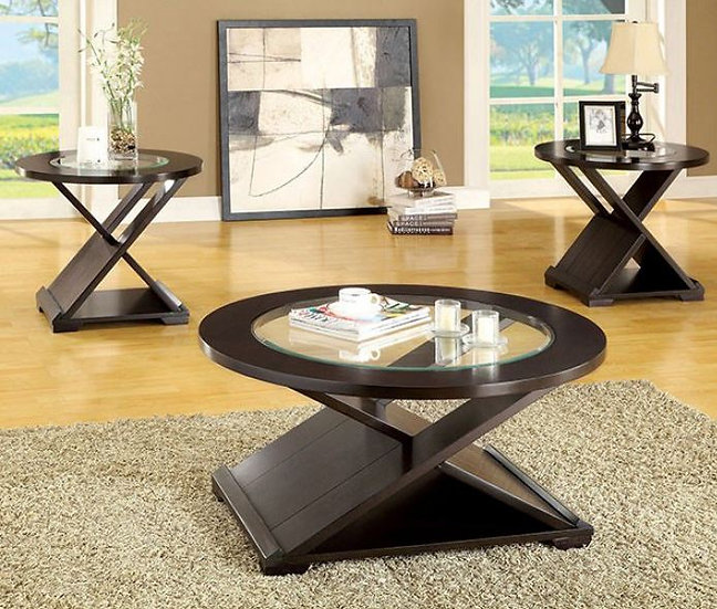 ORBE 3 PC. TABLE SET | CM4006-3PK