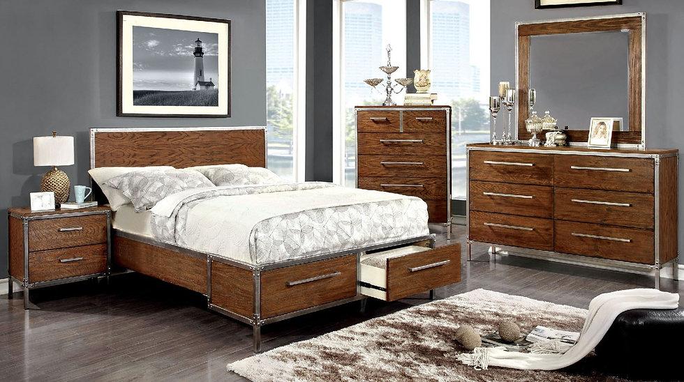 TORRES Bed Frame ( CM7606 )
