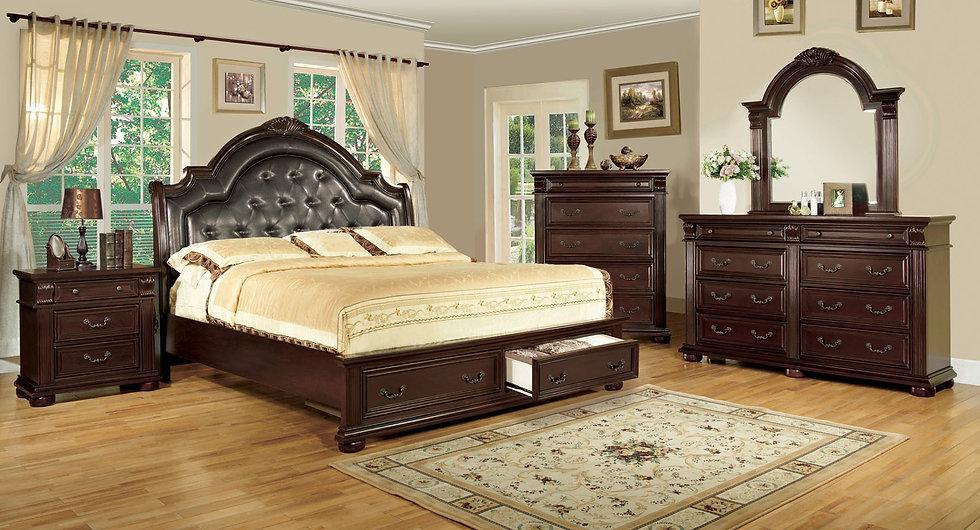 SCOTTSDALE Bed Frame ( CM7162 )