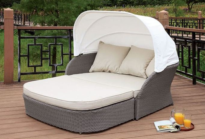 AIDA PATIO CANOPY DAYBED | CM-OS2107