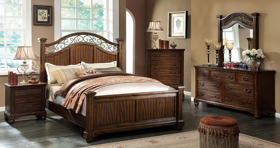SYCAMORE Bed Frame ( CM7983 )