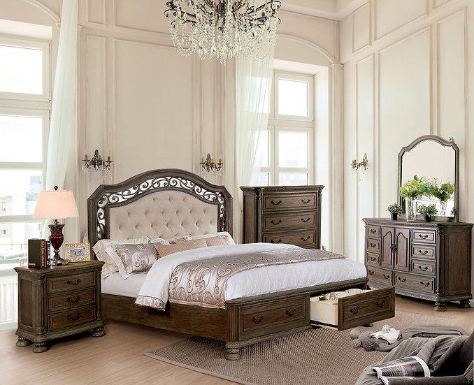 PERSEPHONE Bed Frame ( CM7661DR )