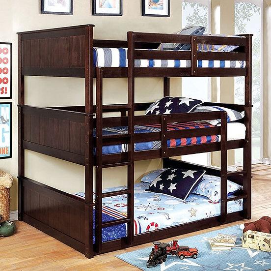 THERESE Full/Full/Full BUNK BED | CM-BK628