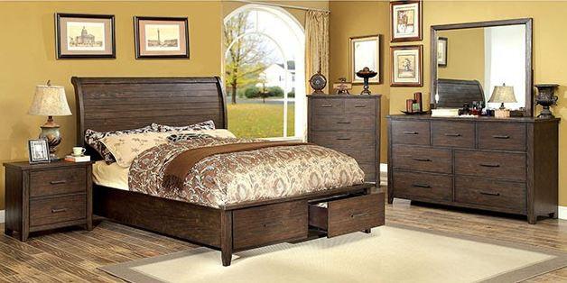 RIBEIRA Bed Frame ( CM7252 )