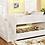 Thumbnail: MERRITT TWIN/TWIN BUNK BED | CM-BK921BK