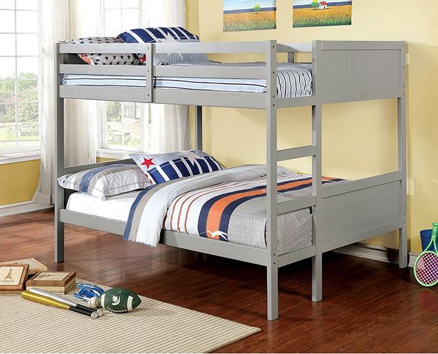 ANNETTE Full/Full BUNK BED | CM-BK619