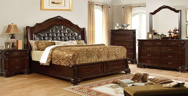 EDINBURGH Bed Frame ( CM7671 )