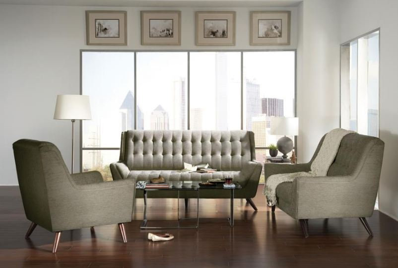 living room set 3 pieces ( 503771-S3 )