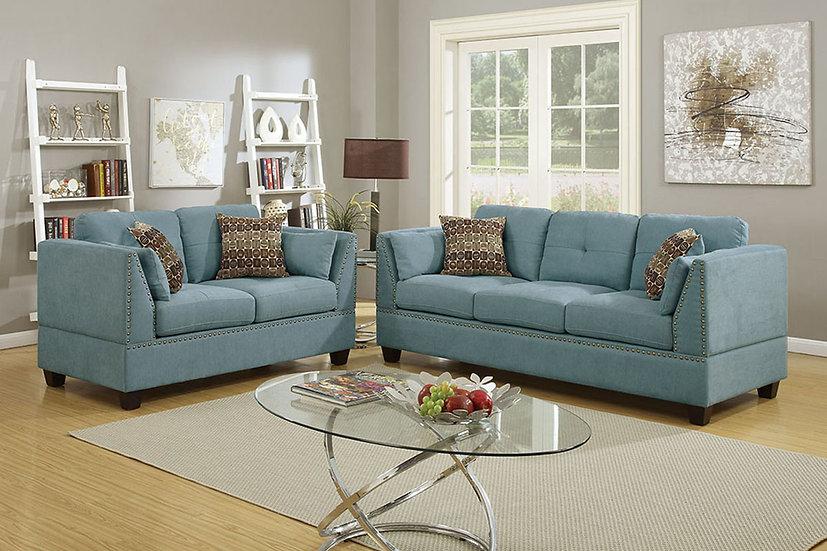 2-Pcs Sofa Set - F6915