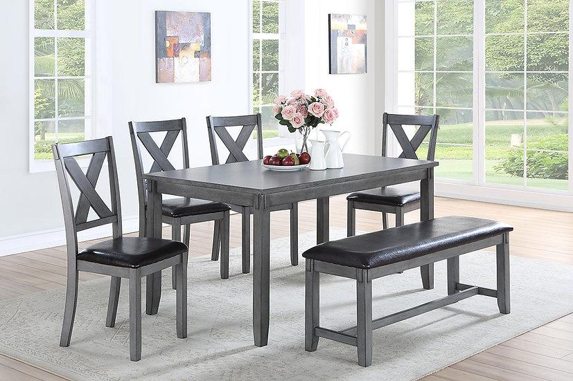 6 piece Dinning Set ( F2548 )