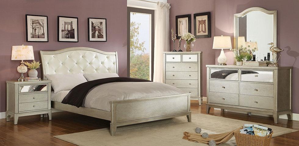 ADELINE Bed Frame ( CM7282 )