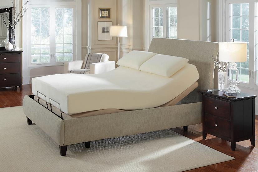 Adjustable Massager Bed Base (300130)