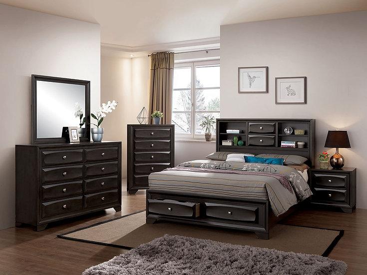 CARLYNN Bed Frame ( CM7555 )