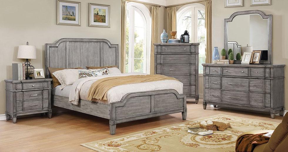 GANYMEDE Bed Frame ( CM7855 )