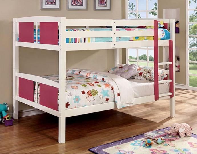 CORRAL Full/Full BUNK BED | CM-BK623F